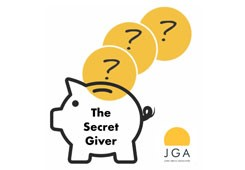 The Secret Giver: Charity Mystery Shopping